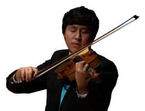 Andy Park (2020 Classical Music) performing during National YoungArts Week