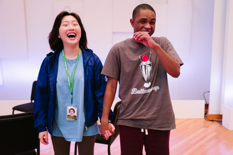 Theater winners during National YoungArts Week