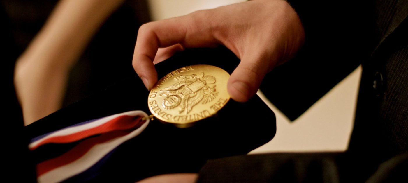 2011 U.S. Presidential Scholar in the Arts Medal