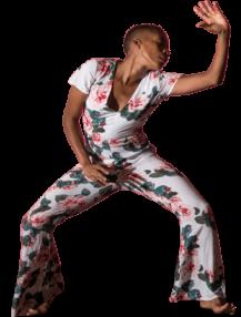 Yusha-Marie Sorzano (2000 Dance)